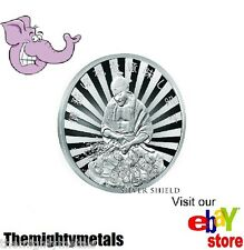 Debt Means Death Proof Death Of The Dollar Silver Shield Japan Free CU