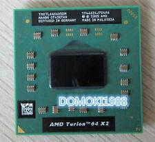 AMD Turion 64 X2 TL 64 TL64 TMDTL64HAX5DM 2.2G S1 CPU