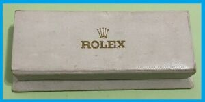 RARE EARLY ROLEX IVORY WATCH BOX - BUBBLEBACK PRINCE ATHLETE ARMY VICEROY