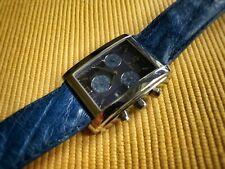 Armbanduhr Jacques Lemans Herren Chronograph Quartz 1-910, guter Zustand
