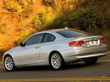 BMW 3 Series E92 E93 Coupe Convertible Owners Users Manual  - Read