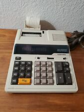 Toshiba Printing Calculator