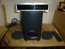 Bose 3-2-1 Home Entertaiment System-Series II Excelente Sonido-DVD/HDD/CD/radio
