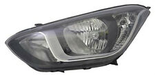 LEFT side black headlight front light FOR HYUNDAI i20 PB PBT H7 H7 from 3 / 12-