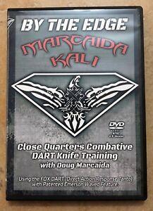 Doug Marcaida By The Edge Close Quarters Combative DART Knife Training