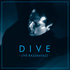 DIVE Live Razzmatazz LP BLUE VINYL 2017 LTD.385
