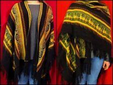 Jacken, Mäntel & Westen Poncho im Ethno-Stil für die Freizeit