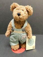 New ListingBoyds Bears Green Corduroy Bearwear with Tag