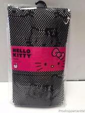 NEW Sanrio Hello Kitty Tights Mesh Fish Net Black, Small Girl Unstretched