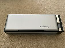Fujitsu S1300i ScanSnap Document Scanner - Missing Power Supply