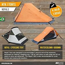 Camping Tent for 2 Person Polyester 100% Waterproof Wood Land Camo 8.9 x 8.4Foot