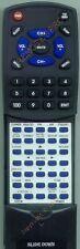 Replacement Remote for PIONEER HTP2750DV, HTP2950DV, SX217K