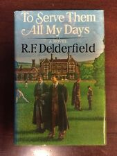To Serve Them All My Days (1972, Hardback) R.F Delderfield PreownedBook.com