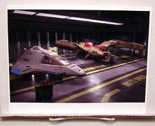 "Star Trek Voyager Delta Flyer 8.5""x11"" Print #8-Lee Stringer"