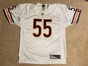 Authentic Lance Briggs Chicago Bears Reebok Jersey 46