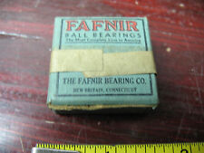 FAFNIR BALL  BEARING (1)  S 1 K  NEW  BRITAIN  CONN. VINT ORIG. MIB SEALED