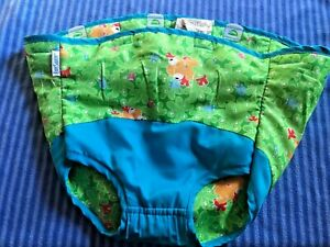 Evenflo Triple Fun Jungle Exersaucer Seat Cover Replacement Part