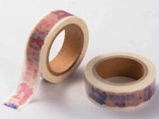 Ruban Masking Tape Couture Paris 15mmx10m MOD10 adhésif Scrapbooking Loisirs