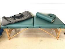 Custom Craftworks Athena Teal Massage Table