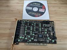 Auzentech HiTeC HDA Digital X-Plosion 7.1 DTS Connect Soundkarte HDA-DXM7120 PCI