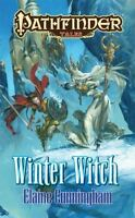 Pathfinder Tales: Winter Witch by Elaine Cunningham in Used - Very Good