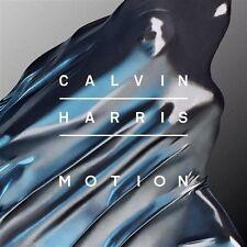 CALVIN HARRIS Motion CD BRAND NEW