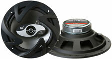 Dual DS652 100 Watt 2-Way 6.5-Inch DS Series 2-Way Car Speakers Speaker System