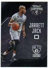2015-16 Panini Totally Certified Basketball #134 Jarrett Jack Nets