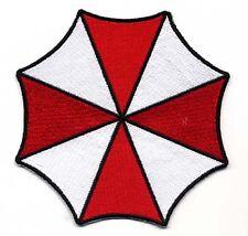 Resident Evil - Umbrella logo  - Großer Jacken - Patch  Aufnäher - neu