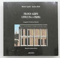 Rare Franco ALBINI Italian Architecture Book 50s Mid Century Modern Design Era
