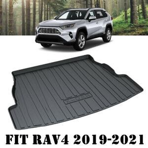 Heavy Duty Cargo Trunk Mat Boot Liner Luggage Tray fits Toyota Rav4 2019-2021
