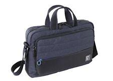 Borsa Nava Passenger 2 manici Porta PC e iPad Blu Ba835