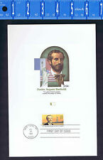 22¢ Frederic Auguste Bartholdi #2147 FLEETWOOD FDC PROOFCARD