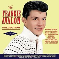 FRANKIE AVALON COLLECTION 1954-62 2 CD NEW