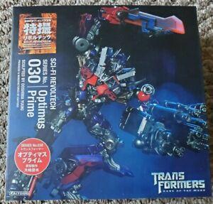 Transformers Optimus Prime Revoltech KaiyodoSeries No 030