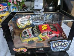 NASCAR Rocks America - Hot Wheels Racing - #5 Terry Labonte NEW SOLD AS IS READ