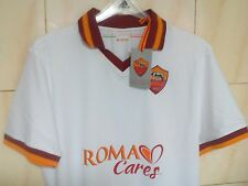 AS Roma away own brand shirt, XXL, 2013/14, BNWT, STROOTMAN, GERVINHO, DESTRO.