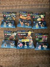 LEGO DIMENSIONS Level Pack and Fun Pack Lot of 6 NEW