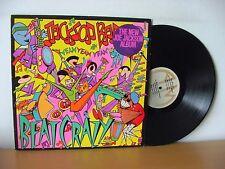 "JOE JACKSON ""Beat Crazy"" original PROMO LP from 1980 (A&M SP 4237)."