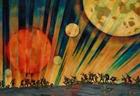 New Planet : 1921 : Konstantin Yuon : Archival Art Print