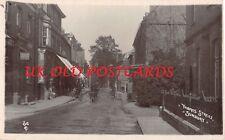 Surrey,  SUNBURY, Thames Street, Real Photo 1911.