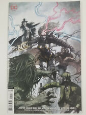 Justice League Dark and Wonder Woman: The Witching Hour #1 Federici Variant DC