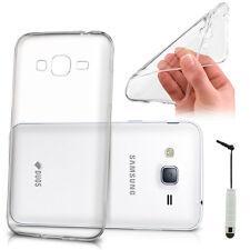 Housse Etui Gel UltraSlim TRANSPARENT Samsung Galaxy Express Prime 4G LTE J320A