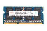 For Hynix 4GB 4 G DDR3 1333MHz PC3-10600 204PIN SODIMM Laptop Memory RAM PC10600