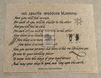 Apache Indian Wedding Blessing Native American Mission San Juan Capistrano CA