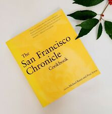 NEW The San Francisco Chronicle Cookbook N California Compilation 350 Recipes