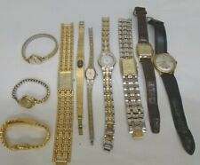 As-Is Untested (Bag E3) Lot of 10 Elgin Watches