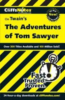 CliffsNotes on Twains The Adventures of Tom Sawyer (Cliffsnotes Literature Guid