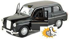 Austin FX4 London taxi modellauto model car black Welly diecast scale 1:38