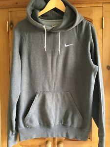 Nike Grey Hoodie size S